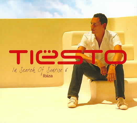 IN SEARCH OF SUNRISE 6 BY TIESTO (CD)